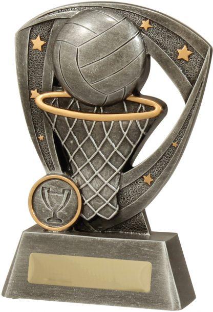 Netball Trophy 23537C 160mm