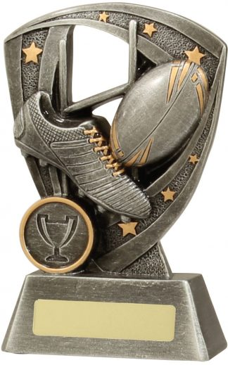 Rugby Trophy 23539B 140mm
