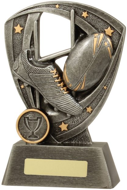 Rugby Trophy 23539C 160mm