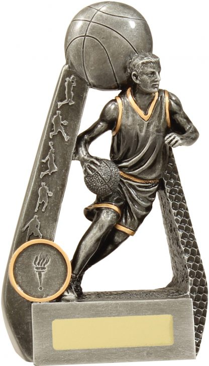 Basketball Trophy 28060B 175mm