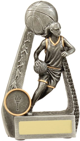 Basketball Trophy 28061A 150mm