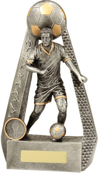 Soccer Trophy 28080D 230mm
