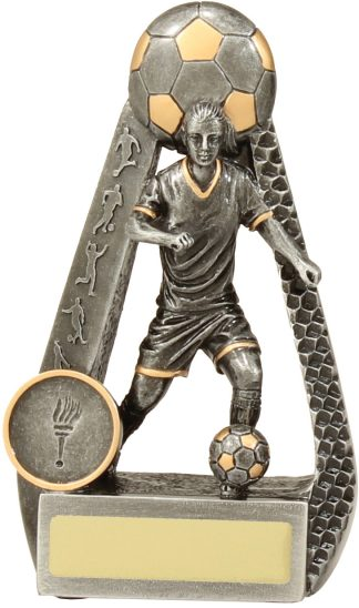 Soccer Trophy 28081A 150mm