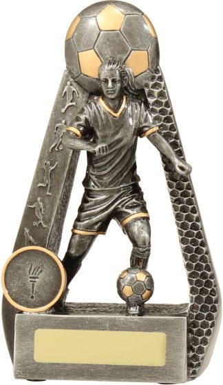 Soccer Trophy 28081B 175mm