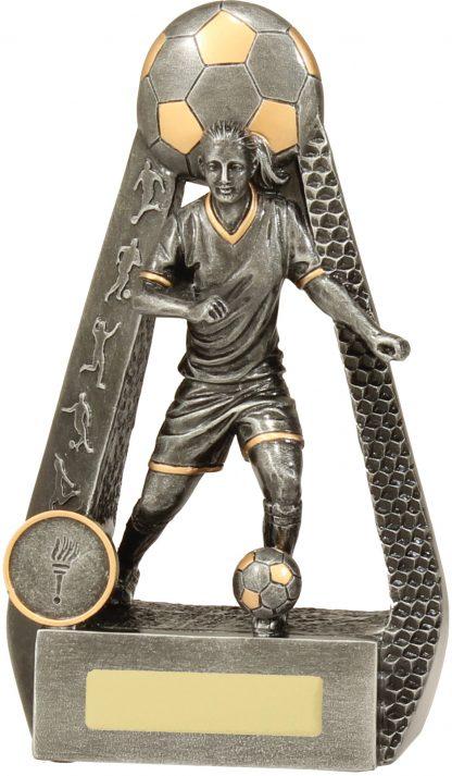 Soccer Trophy 28081C 200mm