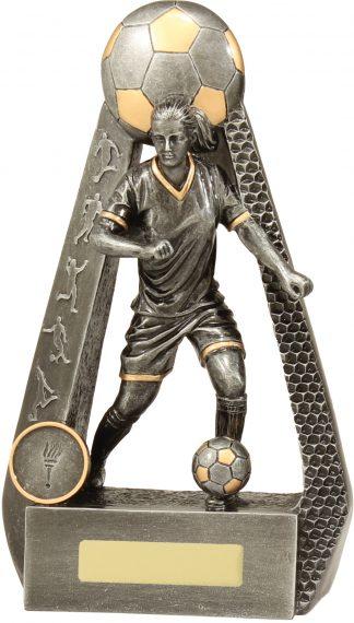 Soccer Trophy 28081D 230mm