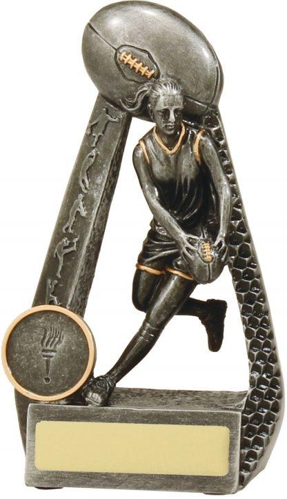 Australian Rules (AFL) Trophy 28087A 150mm