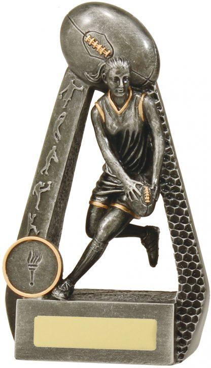 Australian Rules (AFL) Trophy 28087B 150mm