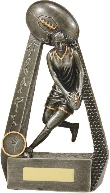 Australian Rules (AFL) Trophy 28087D 200mm