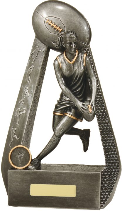 Australian Rules (AFL) Trophy 28087E 230mm