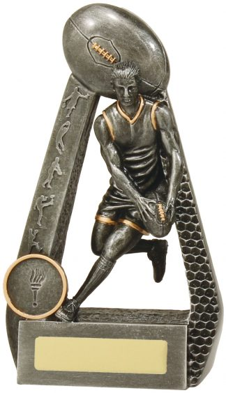 Australian Rules (AFL) Trophy 28088B 175mm