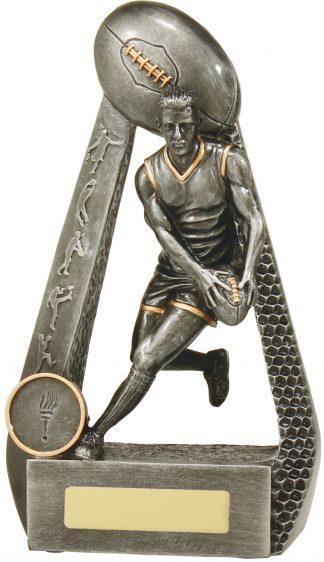 Australian Rules (AFL) Trophy 28088C 200mm