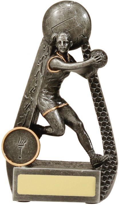 Netball Trophy 28091A 150mm