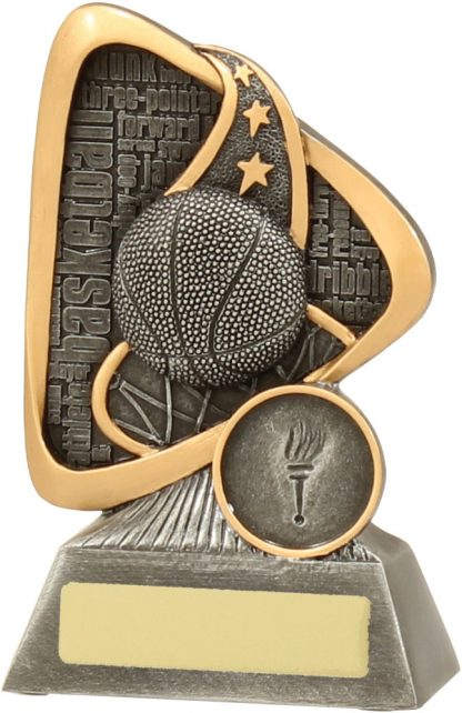 Basketball Trophy 28134A 125mm