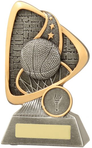 Basketball Trophy 28134B 145mm