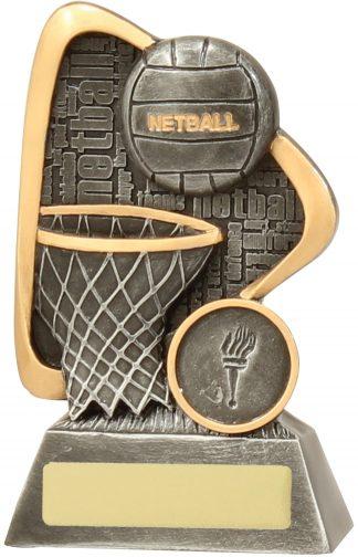 Netball Trophy 28137A 125mm
