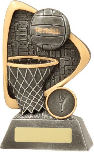 Netball Trophy 28137B 145mm