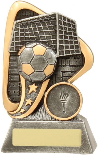 Soccer Trophy 28138A 125mm