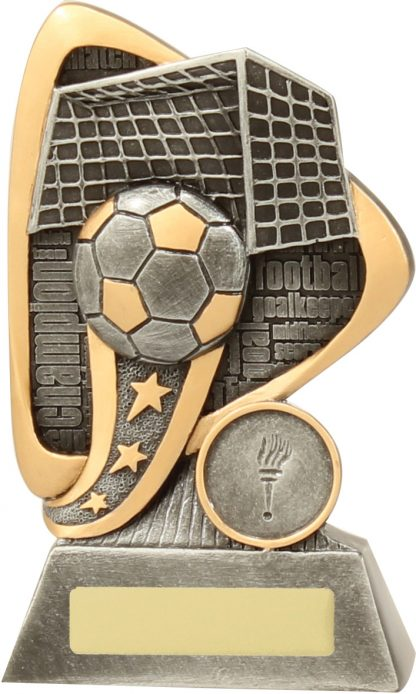 Soccer Trophy 28138B 145mm