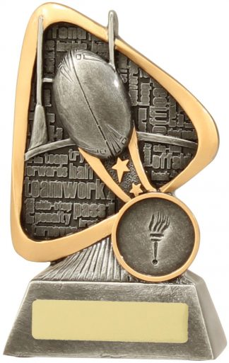 Rugby Trophy 28139A 125mm