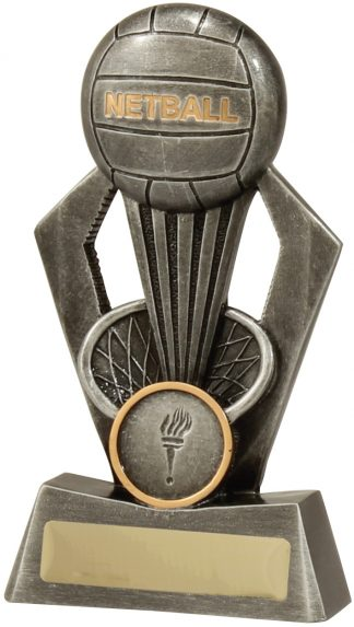 Netball Trophy 28291B 150mm