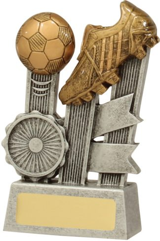 Soccer Trophy A1798A 110mm