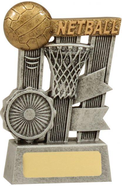 Netball Trophy A1808A 110mm