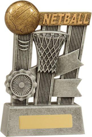 Netball Trophy A1808C 170mm