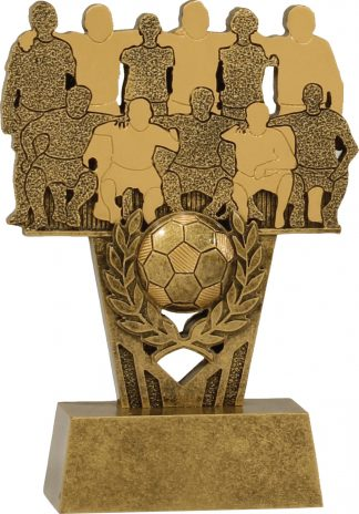 Soccer Trophy A1819B 185mm