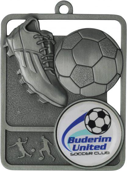 Soccer Medal MR804S 61mm