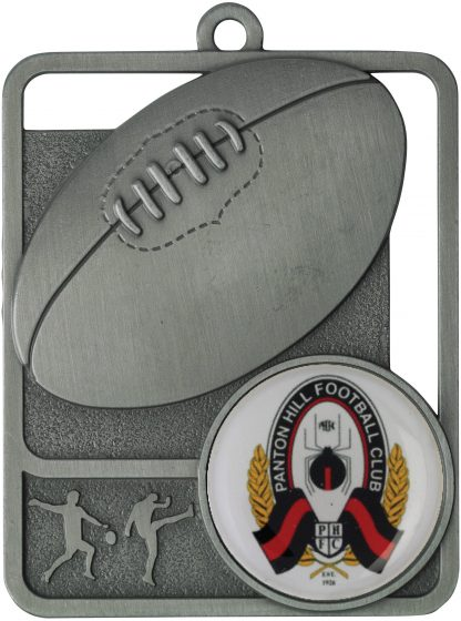 Australian Rules (AFL) Medal MR812S 61mm
