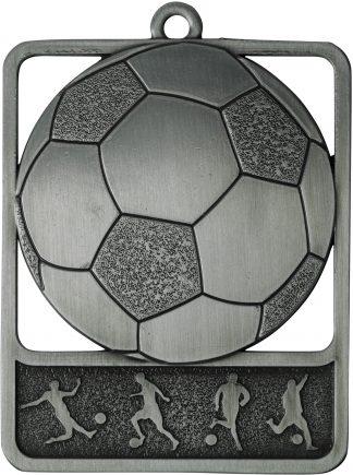 Soccer Medal MR904S 61mm