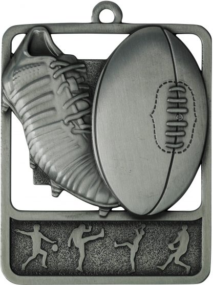 Australian Rules (AFL) Medal MR912S 61mm